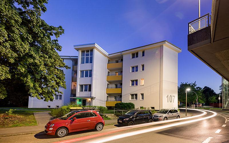 Lavida Wohnen 3: Ein Quartier, dass für die Sanierung Maßstäbe setzt