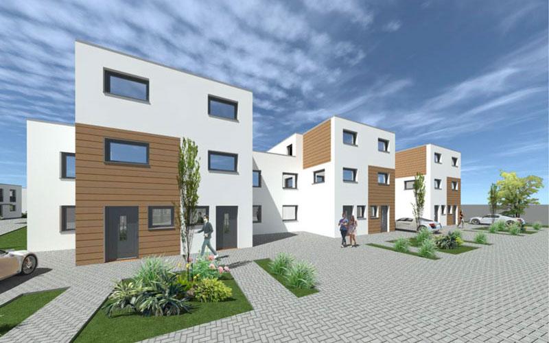 Bochum, Bärendorfer Str. - Reihenhaus