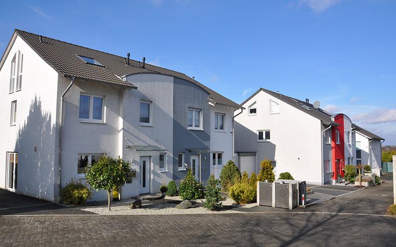 Doppelhaushälften in Bochum