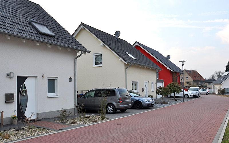 Freistehende Einfamilienhäuser in Castrop-Rauxel