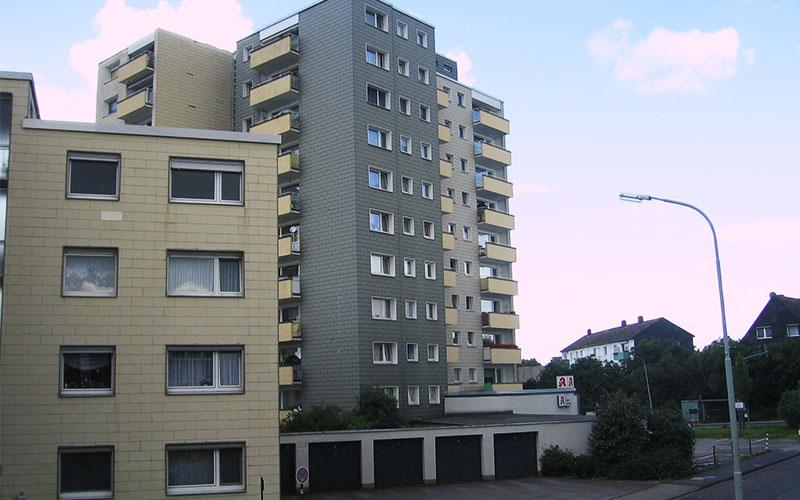 Immobilien Privatisierung Lavida Wohnen 2: Leverkusen, Lützenkirchener Straße